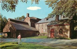 Cornwall Pennsylvania~c1742 Cornwall Revolutionary War Furnace~1969 Postcard