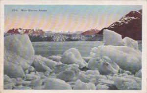 Alaska Muir Glacier 1949