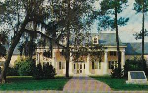Museum Building White Spring Florida