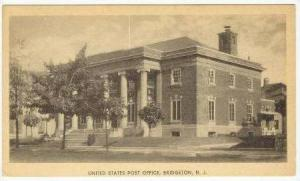 United States Post Office, Bridgeton, New Jersey, 1910-20s