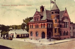 1909 GOVERNMENT BUILDING, SALINA, KANSAS