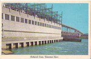 TN Pickwick Lake Pickwick Dam