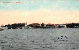 br105977 bala muskoka lakes canada