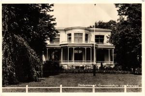 CPA Dedemsvaart Gemeentehuis van Avereest NETHERLANDS (728712)