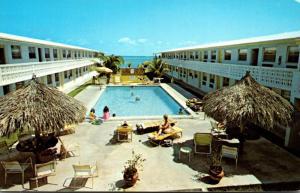 Florida Keys Key Colony Beach Cintinental Inn 1974