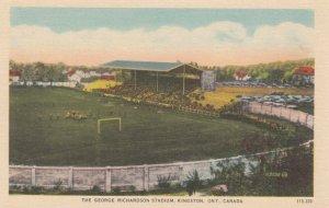 KINGSTON, Ontario, Canada, 1920-30s; The George Richardson Sports Stadium