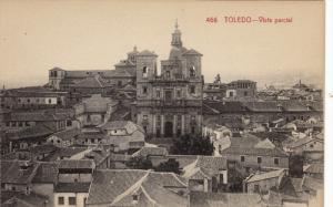 TOLEDO, Vista parcial, Castilla-LaMancha, Spain, 00-10s