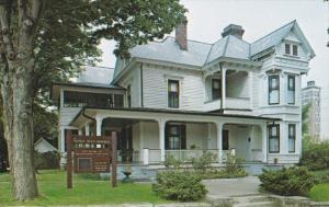 Thomas Wolfe Memorial, ASHEVILLE, North Carolina, 40-60´s