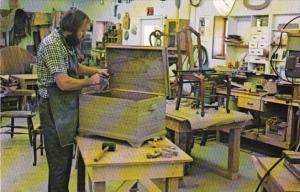 Iowa South Amana Schanz Furniture and Refinishing