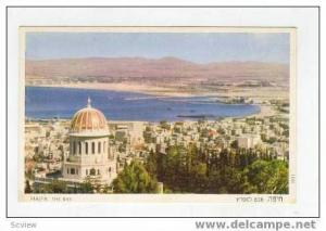 2PC's, Aerial Views Of Scenery In Haifa, Israel, 40-60s