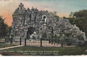 SAN ANTONIO , Texas , PU-1910 ; Jubilee Grotto