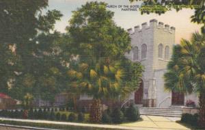 Florida Tarpon Springs Church Of The Good Shepherd Home Of The Innes Paintings