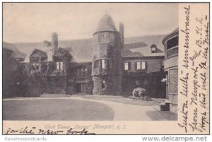 Clock Tower Casino Newport Rhone Island 1904