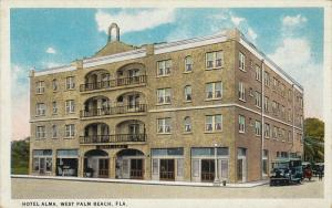 Hotel Alma , WEST PALM BEACH , Florida , 00-10s