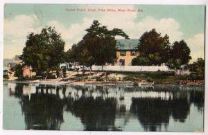Cedar Point, Capt Fritz Witte, West River MD
