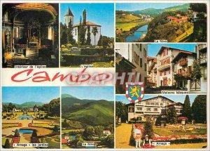 Postcard Modern Cambo les Bains