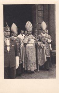 RP: Bishops & Cardinals , Roman Catholic , Bohemia und Mahren , PU-1941
