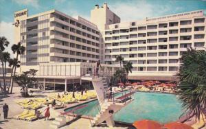 Diplomat Hotel, Swimming Pool, HOLLYWOOD, Florida, 40-60´s