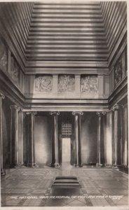 RP  VICTORIA , Australia, 1930s ; National War Memorial ; Inner Shrine