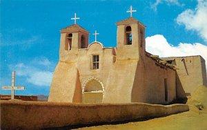 St. Francis D'Assisi Mission Ranchos de Taos, New Mexico NM