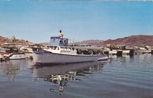 LAKE MEAD MARINA, Nevada, 40-60s; Excursion Boat Seacraft