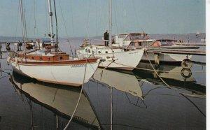 HAMILTON , Ontario , 1950-60s ; Yacht Club