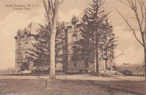 Massachusetts Amhurst North Dormitory M.A.C. Albertype
