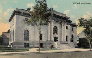 OTTAWA , Ontario , Canada , 1900-10s ; Public library