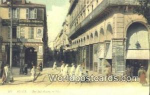 Alger Algeria, Africa, Rue Bab-Azoun  Rue Bab-Azoun