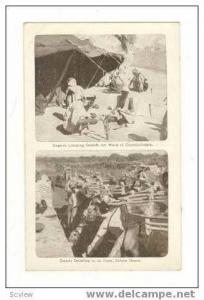 Gypsies Camping outside walls of Constantinople,00-10s