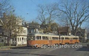 PCC Cars 3136 & 3131 Newton, Massachusetts, USA Newton, Massachusetts, USA PC...