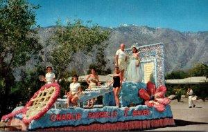 California Palm Springs Mayor Charles Farrell On Seventh Heaven F...