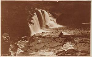 Bonnington Falls Lamarck Waterfall Judges LTD Hastings 1912