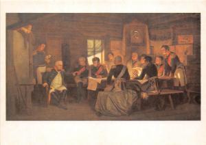 B32893 a d kivshenko  art painting peinture russia