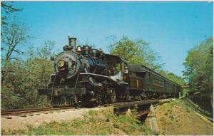 Steam locomotive no.97