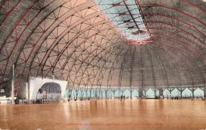 USA Interior Of Pavilion Saltair Great Salt Lake Utah 01.80