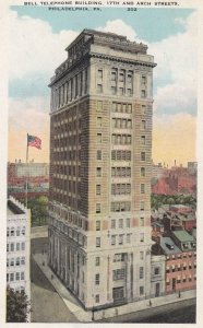 PHILADELPHIA , Pennsylvania , 1900-10s ; Bell Telephone Building
