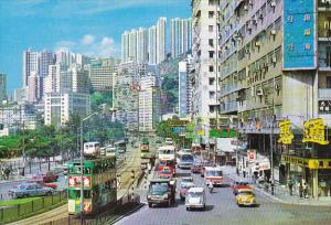 Hong Kong Causeway Road