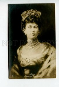 3157499 MARY Queen of England Vintage postcard