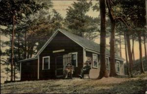 Littleton MA Camp Hayward c1910 Postcard