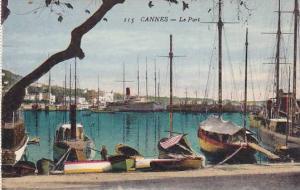 CANNES , France , 00-10s ; Le Port