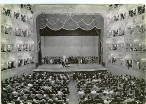 Italy,Venice, Venezia, Il Teatro, La Fenice, unused Postcard