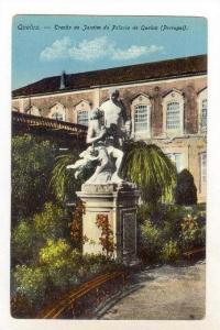 Queluz.-Trecho do Jardim do Palacio de Queluz, Portugal, 00-10s
