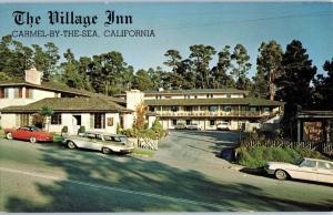 The Village Inn, Carmel-By-The-Sea, California C16