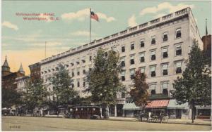 The Metropolitan Hotel - Washington, DC - DB