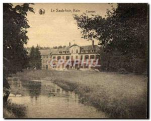 Old Postcard The Convent Saulchoir Kain