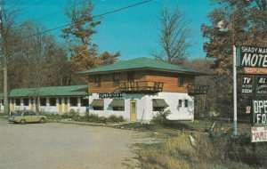 SUNDRIDGE , Ontario , 1950-60s , Shady Maple Motel