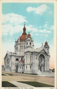 ST PAUL , Minnesota , 1928; St. Paul Cathedral