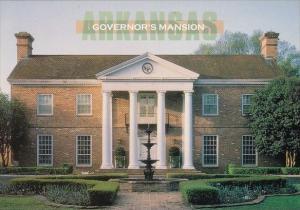 Arkansas little Rock Governors Mansion