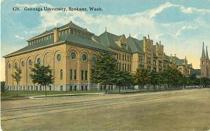D/B Gonzaga University Spokane Washington WA